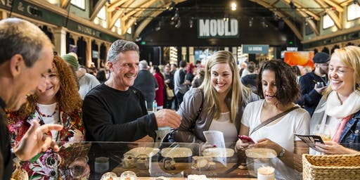 MOULD - A Cheese Festival: Melbourne 2019 - SATURDAY AUG 17 (SOLD OUT)