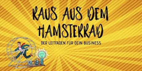BERLIN - RAUS AUS DEM HAMSTERRAD TOUR Tickets