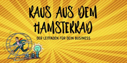 BERLIN - RAUS AUS DEM HAMSTERRAD TOUR