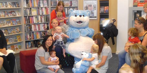Bishops Cleeve Library - Baby, Bounce & Rhyme