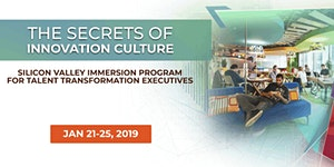 The Secrets of Innovation Culture Executive Program |...