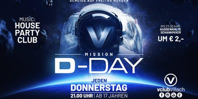 """Mission """"D-DAY"""" - So geht Party am Donnerstag"""