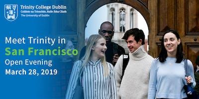 Trinity College Dublin US Open Evening San Francisco 2019