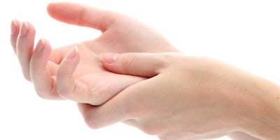 Auto-massage intuitif des mains - Venelles
