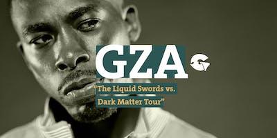 "GZA  ""The Liquid Swords vs. Dark Matter Tour"""