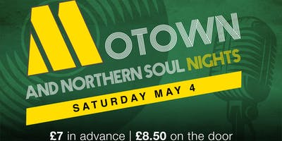 Motown and Northern Soul Nights