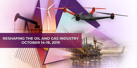 The Digital Future of the Oil & Gas Industry | October tickets