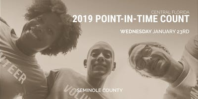 Central Florida 2019 Point-In-Time Count (Seminole County)