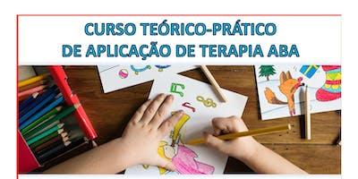 1° Curso Teórico-Prático de Aplicação de Terapia ABA.