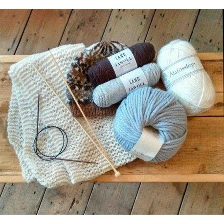 Workshop Knitting for Beginners (Ghent): My f