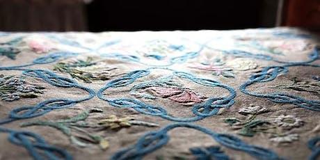 September Arts & Crafts Textiles Tour tickets