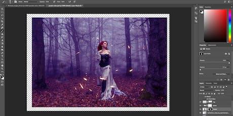 (Workshop) Einführung und Tricks mit Photoshop  tickets