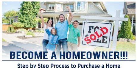 First Time Homebuyer Workshop - June 2019 tickets
