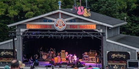 2019 Philadelphia Folk Festival tickets