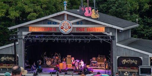 2019 Philadelphia Folk Festival