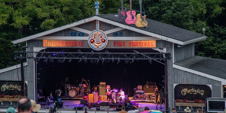 2019 Philadelphia Folk Fest Tickets - Philadelphia Folksong Society