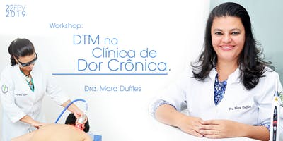 Workshop DTM na Clinica de Dor Crônica