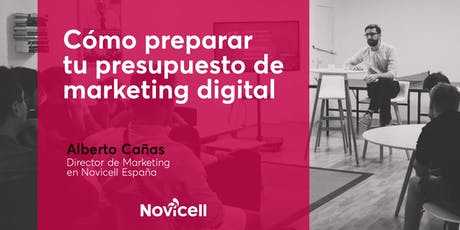 Cómo preparar tu presupuesto de marketing digital tickets