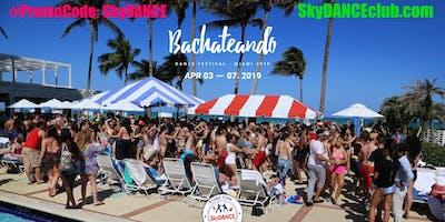 Promo Code SkyDANCE for Bachateando Dance Festival Miami