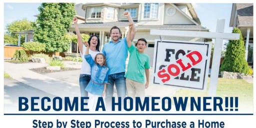 First Time Homebuyer Workshop - October 2019