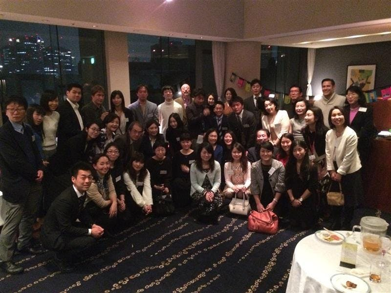 UCL Japan alumni annual party 2019