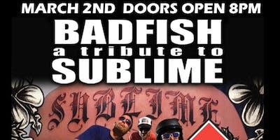 Badfish at the BLT