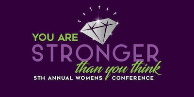 """5th Annual \""""You Are Stronger Than You Think\"""" Women\"""