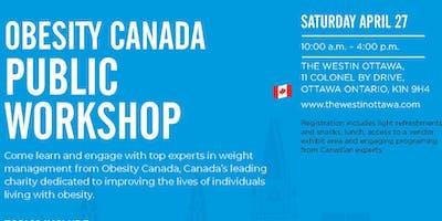 Obesity Canada Public Workshop