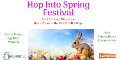 Hop Into Spring Festival
