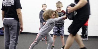 Safe4Life - Self Defense Class for KIDS (ages 6 - 11)