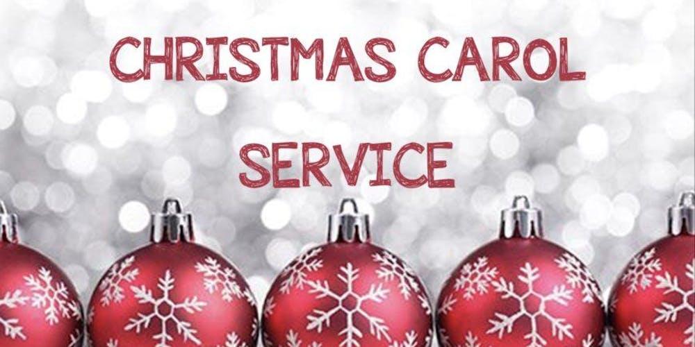 Image result for christmas carol service