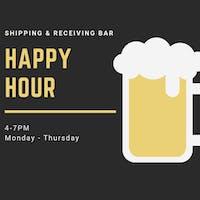 Happy Hour 4-7PM