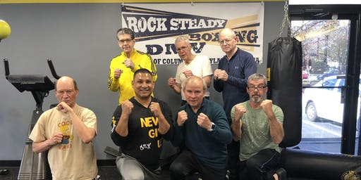 Friday-Rock Steady Boxing (For Parkinson's Clients) at DPI Adaptive Fitness ($25)