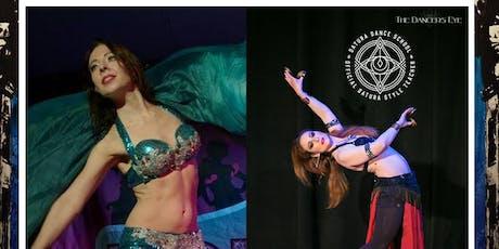 Datura StyleTM Belly Dance Hip Up Study W Sahra DeRoy Tickets Sat