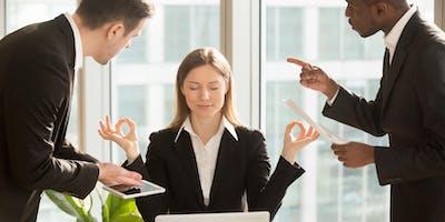 Betrieblicher Ansprechpartner (BAP) Burnout und Stress