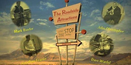 Decked Out Live! with Roadside Attraction  tickets