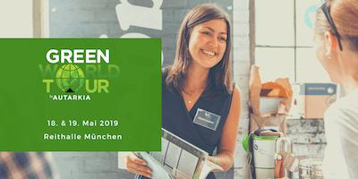 Green World Tour München
