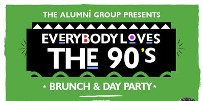 Everybody Loves The 90\