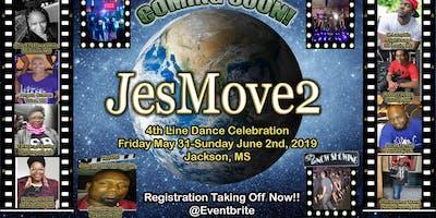 JESMOVE2 4TH LINE DANCE CELEBRATION