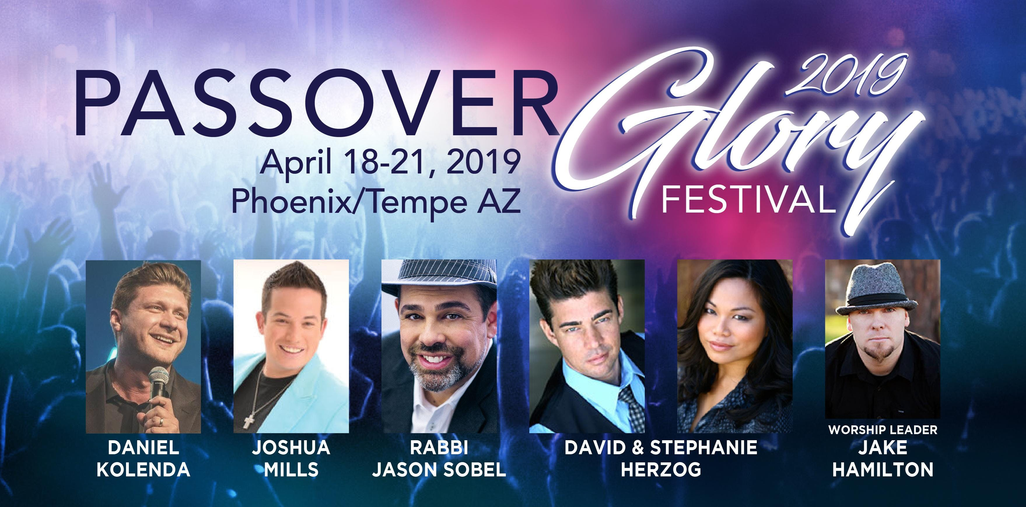 Passover Glory Conference 2019
