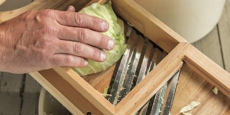 Fermented Favorites: Homemade Sauerkraut, Kombucha and Pickles tickets