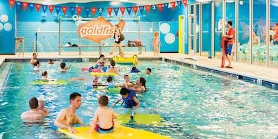 Open Swim At Goldfish Swim School Evanston Evanston December Th
