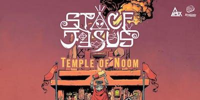 Space Jesus – Temple of Noom Tour – Miami @ The Hangar