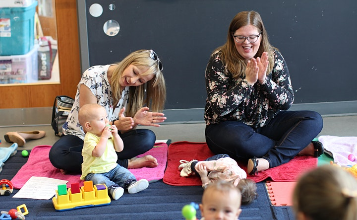 Baby Sign Language Beginner Course with Signing Babies -pre-recorded image