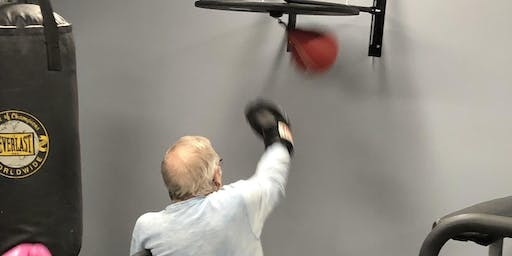 Tuesday-DPI Beginner Adaptive Boxing Fitness ($20)
