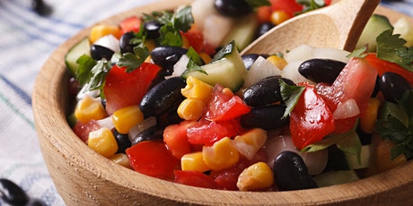 Mexican Palate (Vegan) - Cooking Classes by Chef Veena tickets