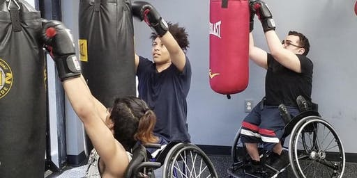 Thursday-DPI Advanced Adaptive Boxing Fitness ($20)