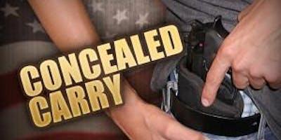 AZ Concealed Carry Permit Class - Bullhead City, AZ