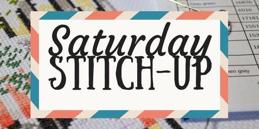 Saturday Stitch-Up