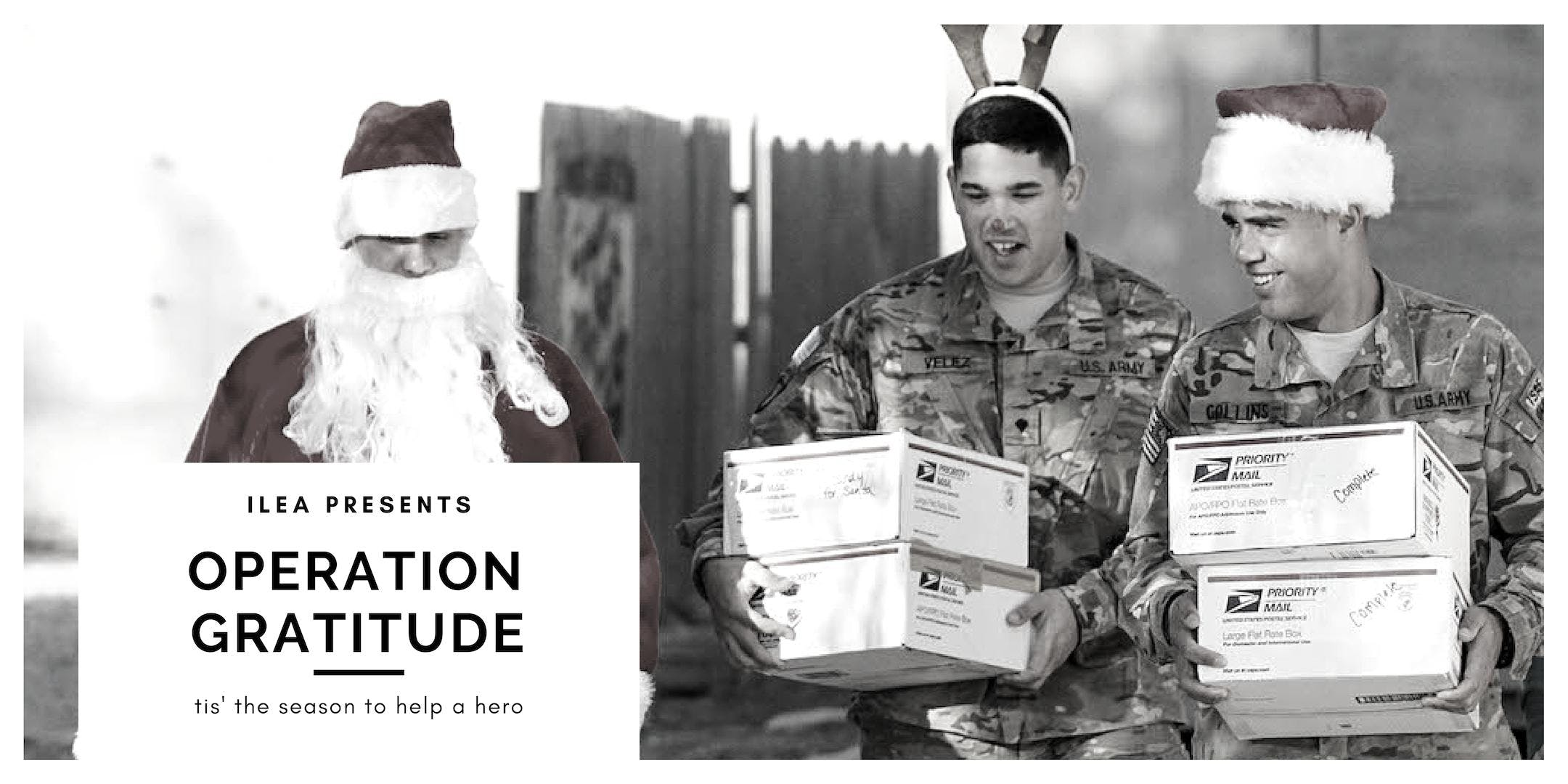 ILEA Arizona Presents: Operation Gratitude